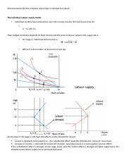 Microeconomics EC201 complete notes Topic 5