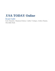 USA TODAY Online Full