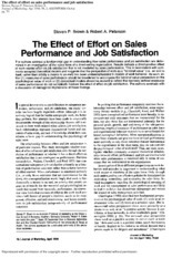 The_effect_of_effort_on_sales_performance_and_job_satisfacti