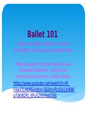 Early Ballet powerpoint revised 2018.pptx