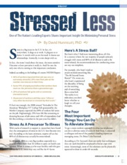 Stress Less Hunnicutt