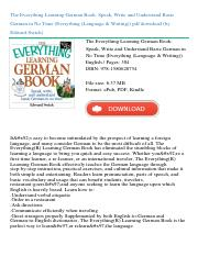 the-everything-learning-german-book-id76849