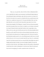 Art History - Creative Writing Ass.pdf