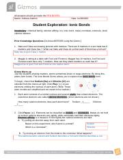 Ionic_Bonds_-_Student_Guide.docx - All answers should go ...