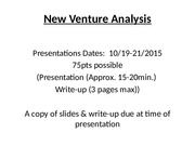 New Venture Analysis-2