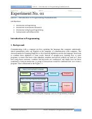 Programming Fundamentals Lab 01.pdf