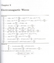 Introduction to Electrodynamics - ch09