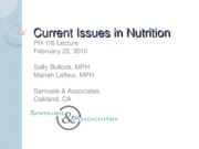 Issues+in+Nutrition+ph116