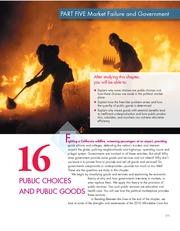 Chapter 16 Public Choices And Public Goods