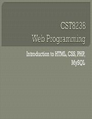 Module 1 - Introduction to Web Programming.pdf