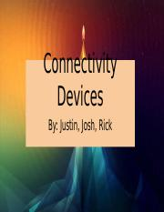 Connectivity Devices