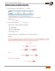 Selected problems - Solution.pdf