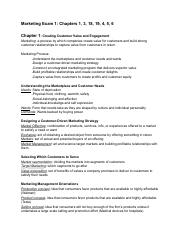 Marketing Exam 1 Outline .pdf