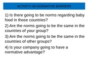 WEdnesday ACTIVITY NORMATIVE BARRIERS-3