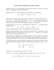 Stat 671 Durrett's Proof Notes