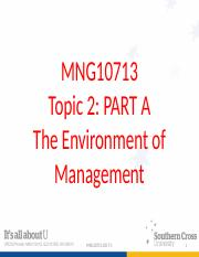 MNG10713 Topic 2 Part A Students