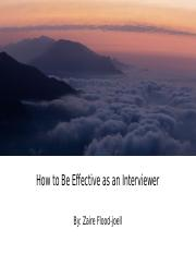 How to Be Effective as an Interviewer.pptx