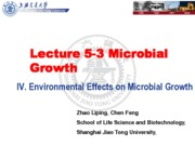 06-2 Lecture 5-3 Microbial Growth