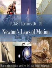 Wang Qinghai-L06-09 Newton's Laws of Motion.ppt