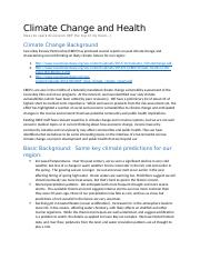 Bohlen Climate Change and Health Concepts.docx