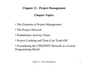 Chap11_Project Management