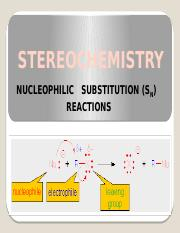 3.Stereochemistry_substitution Reactions_SY BPHARM_SEM 3.pptx
