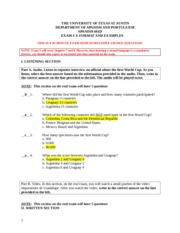 Examen_3 Format and examples Fall 2013 ANSWER KEY-3