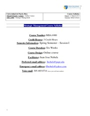 MBA 6900_Syllabus_JJ Nobels_March 11 2013