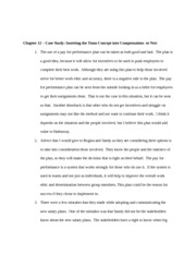 Chapter 12 Case Study