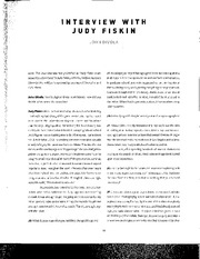 Judy Fiskin_Interview with John Divola