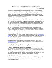 How to read and understand a scientific article.pdf