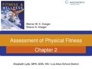 chapter_2_assesment_of_physical_fitness