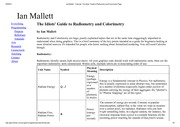 Ian Mallett - Tutorials_ The Idiots' Guide to Radiometry and Colorimetry