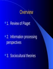 Chp 4 Part II Info Processing.ppt