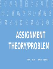 Assignment Theory.pptx