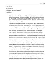 global issues and society assignment 8.docx