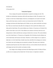 Multinational corporation Essay