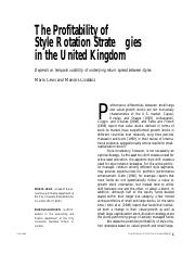 Extra Note - Style Rotation in UK.pdf