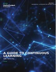 A Guide to Continuous Learning – HPE Tech Pro.PDF