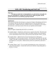 ELI GOL 105 Soil and Weathering Lab (1).docx
