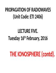 RWP LECTURE 5 2016 [Autosaved].pptx
