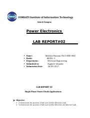 Power Electronics Lab 2 Print Out.docx