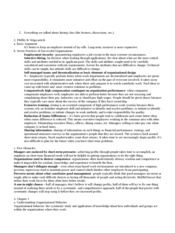 Exam 1 study guide
