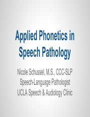Applied Phonetics in Speech Pathology-2.pdf