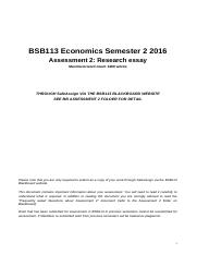 BSB113__research_summary_and_CRA_2016_sem_2_v2