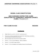 Community Amateur Sports Club Constitution_ Template.doc