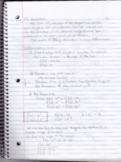 MATH221 Section 1.3 Notes