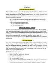Ch 21 Notes (mental health).docx