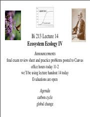 BI 213 L14 Carbon cycle and global change.pdf