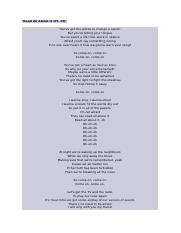 Read All lyrics